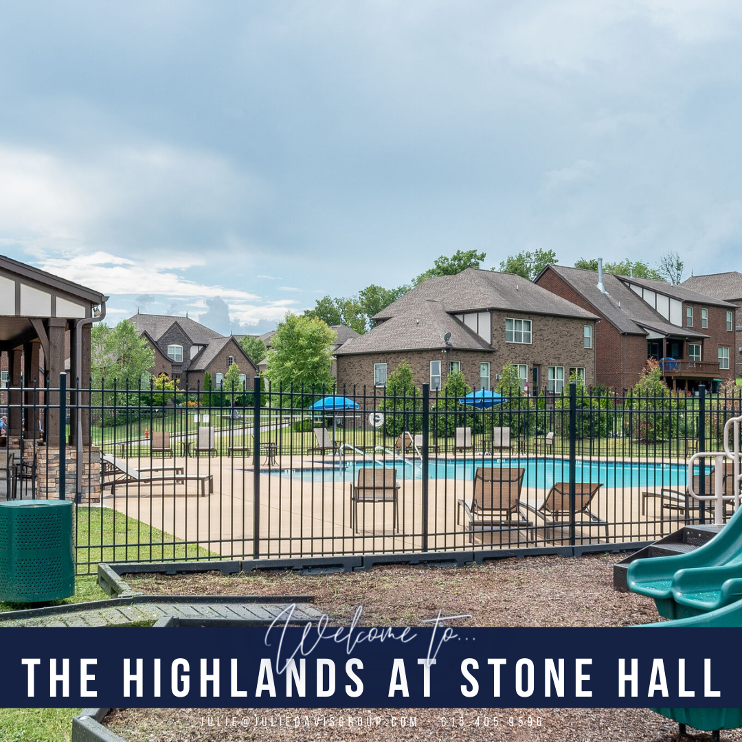The highlands at Stone Hall